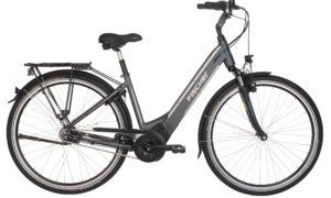 fischer kaupunkisähköpyörä
